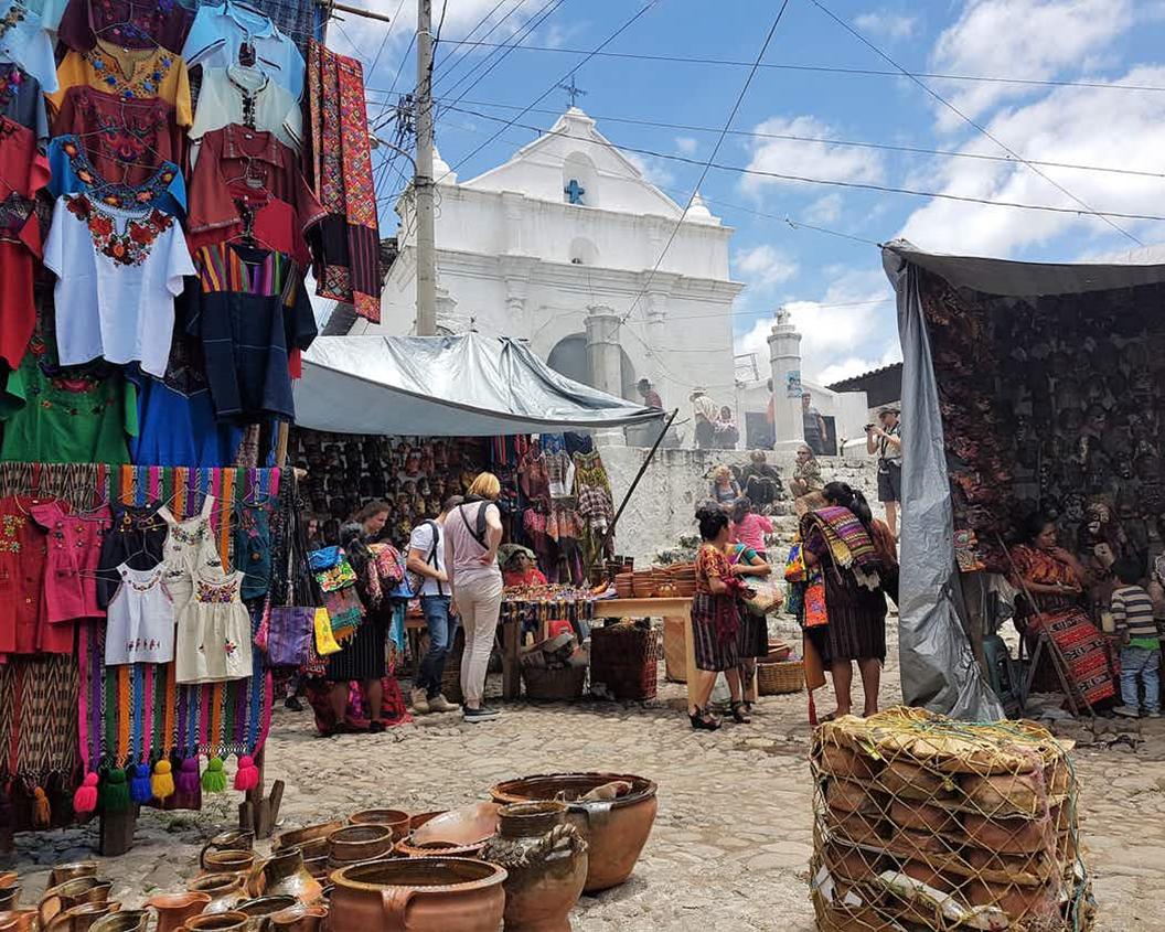 Chichicatenango Market