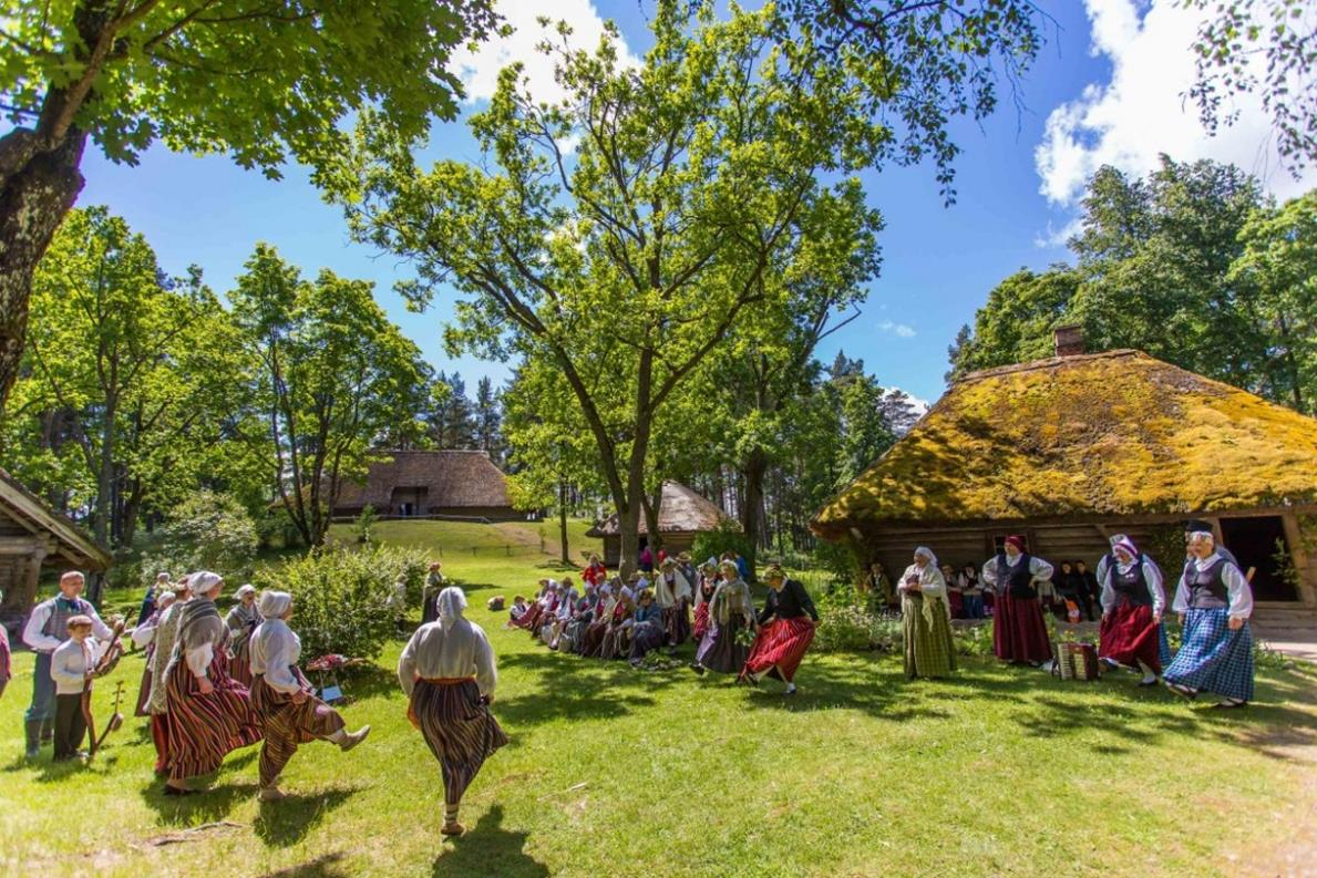 Latvian Ethnographic Open-Air Museum