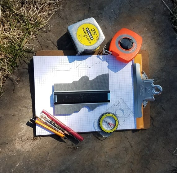 Field Notes Kit for House Work